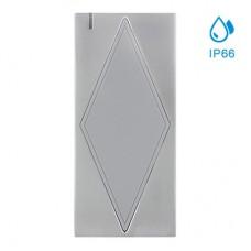 Вандалоустойчив метален контролер  RFID 125kHz за контрол на достъп с чип.