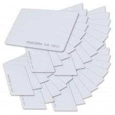 Безконтактни RFID карти 125KHz  - 200 бр.