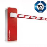 Comunello - Електромеханична бариера LIMIT 600 с дължина на рамото до 6 м.