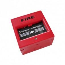 Авариен Бутон за Пожароизвестяване и Изход
