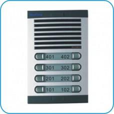 Аналогово домофонно табло Hycomm с 8 бутона