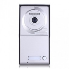 Видеодомофонно табло 2 проводно, 1 абонат